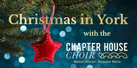 Festival of Carols with the Chapter House Choir tickets