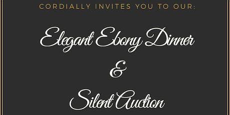 Elegant Ebony Dinner & Silent Auction tickets