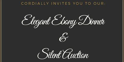 Elegant Ebony Dinner & Silent Auction