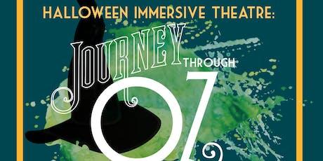Journey Through Oz- Saturday 7:00pm tickets