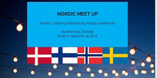 Nordic Meet Up | Nuo idėjos link realybės