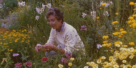 LONDON LECTURE: Beth Chatto: A Life in Plants tickets