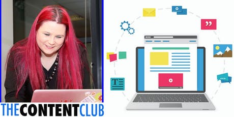 DEC: The Content Club - 3hr Intensive Content Creation Session tickets