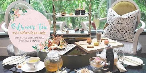 Oils Over Tea (Natural Wellness with Essential Oils)