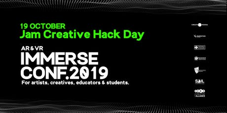 Jam Creative Hack Day - Immerse Conf.2019 (Noosa / Sunshine Coast) tickets