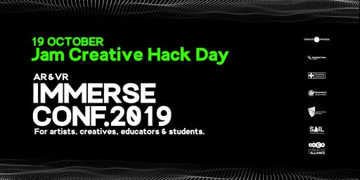 Jam Creative Hack Day - Immerse Conf.2019 (Noosa / Sunshine Coast)