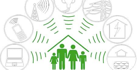 Inquinamento elettromagnetico ed effetti sulla salute di adulti ed adolescenti biglietti