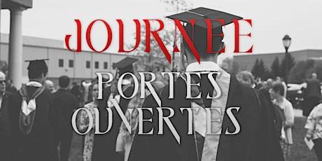 Journée Portes Ouvertes – Exellia, Elite Business School billets