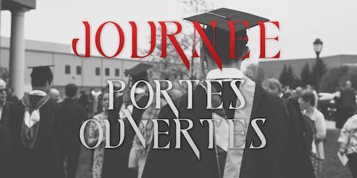 Journée Portes Ouvertes – Exellia, Elite Business School