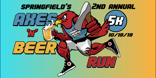 2nd Annual Axes N' Beer Run (5K)