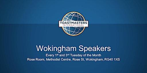 Wokingham Speakers - Enhance your communication & leadership skills