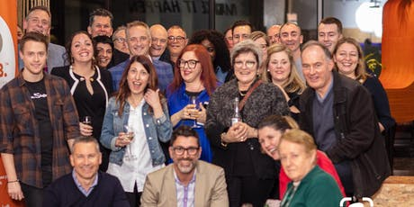 Friday Networking Drinks! Fun business building (1st November 2019) tickets