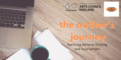 How to get published - Weston Writer's Nights with Melanie Golding