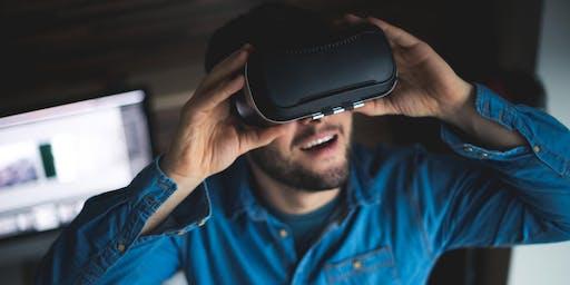 Marknadschefslunch om VR och AR som marknadsföringskanal