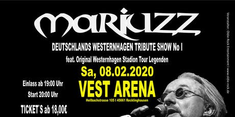 MARIUZZ - Deutschlands Westernhagen Show Nr.1 Tickets