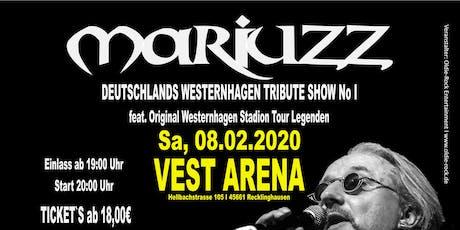 MARIUZZ - Deutschlands Westernhagen Show Nr.1 Tickets