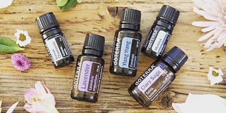 Essential Oils for Sleep Support Make and Take tickets