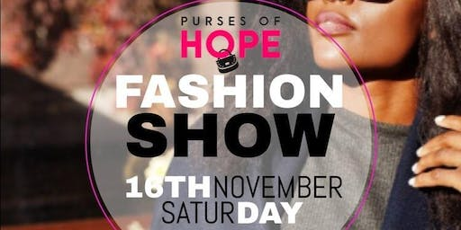 Purses of Hope Fashion Show