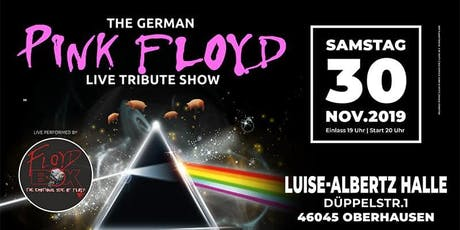 The German PINK FLOYD SHOW Tickets
