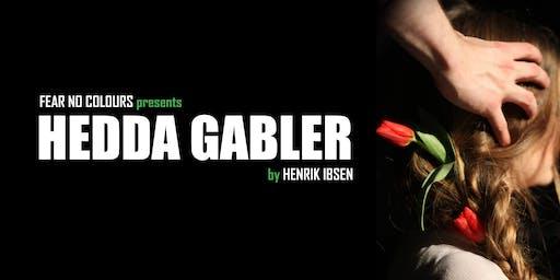 Hedda Gabler @ Old Hairdressers
