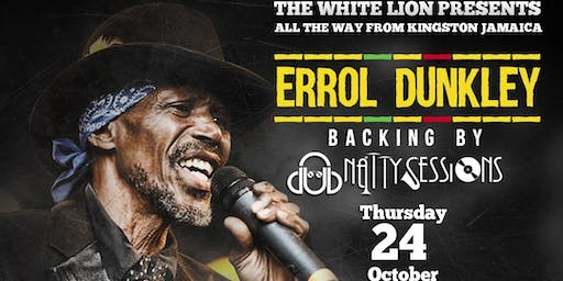 Errol Dunkley Reggae legend