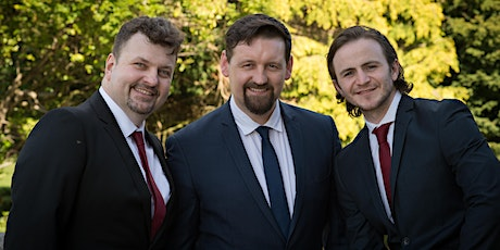 'The Three Tenors Ireland-- Christmas Concert' tickets