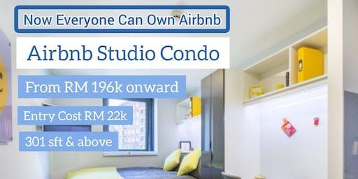 Affordable KK  Studio Airbnb & CBD Airbnb
