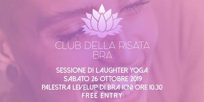 Club della Risata - Bra - Sessione gratuita - Sabato 26 ottobre 2019