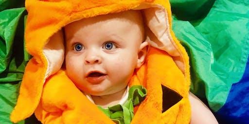 Beat Buddy Babies Halloween Pop Up!