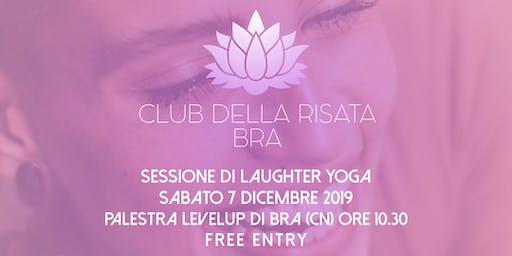 Club della Risata - Bra - Sessione gratuita - Sabato 7 dicembre 2019