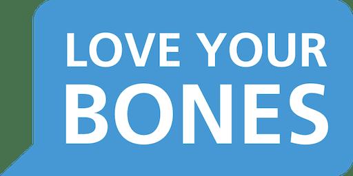 Osteoporosis and Bone Health. Talk by Adam Stark.