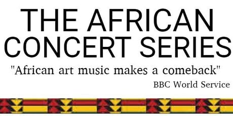 """The African Concert Series: """"Nigerian Odyssey"""" with Glen Inanga, piano tickets"""