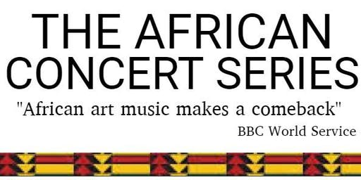 """The African Concert Series: """"Nigerian Odyssey"""" with Glen Inanga, piano"""