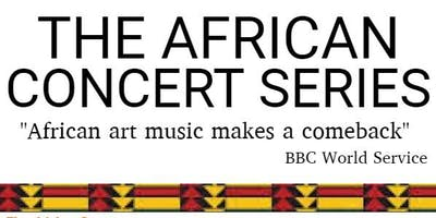 "The African Concert Series: ""Arabæsque"" with Marouan Benabdallah, piano"