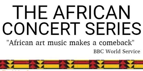 """The African Concert Series: """"Arabæsque"""" with Marouan Benabdallah, piano tickets"""
