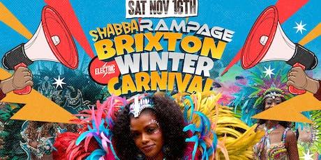 Brixton Winter Carnival tickets