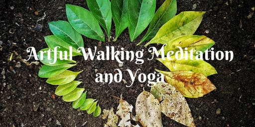 Artful Walking Meditation & Yoga in the Neighborhood of the Arts