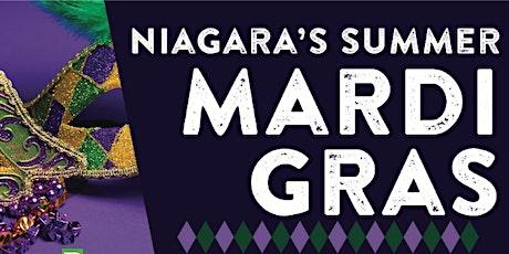 NIAGARA'S SUMMER MARDI GRAS (2020) tickets
