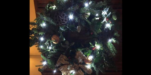 Sussex Christmas Wreath Workshop