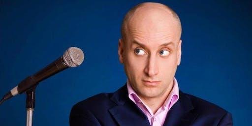 Scott Faulconbridge - November 28, 29, 30 at The Comedy Nest