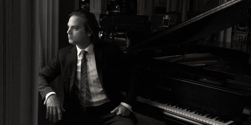 Orlando Alonso Solo Piano Recital