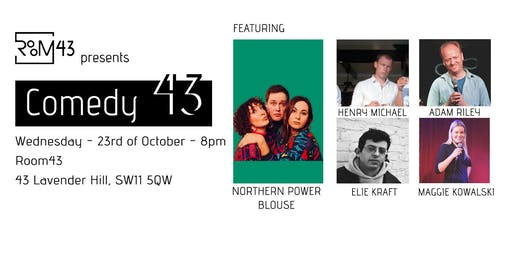 Comedy 43 - 23rd of October