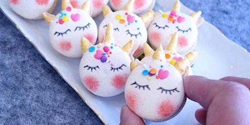 MakMak Unicorn Macaron Class