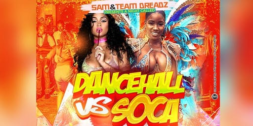 DANCEHALL VS SOCA