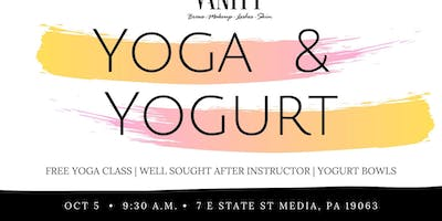 Yoga & Yogurt