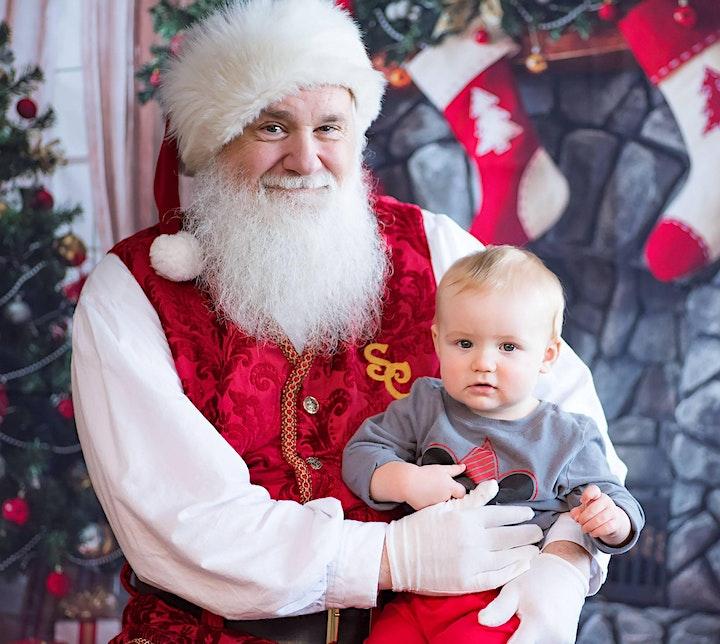 Santa Photos at SSMS Holiday Marketplace image