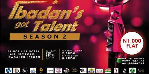 Ibadan's Got Talent