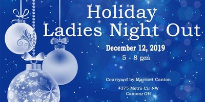 Ladies Night Out Sip & Shop - Holiday Style