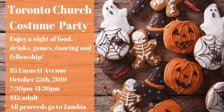 Toronto Church Costume Party tickets