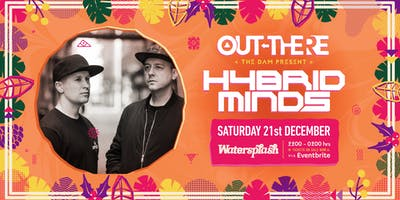 HYBRID MINDS - 'XMAS DAM SESSION'  21.12.19